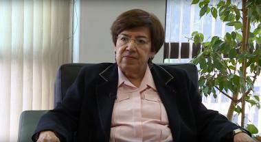 Nubia Muñoz, premiada por la vacuna contra el cáncer de cuello de útero