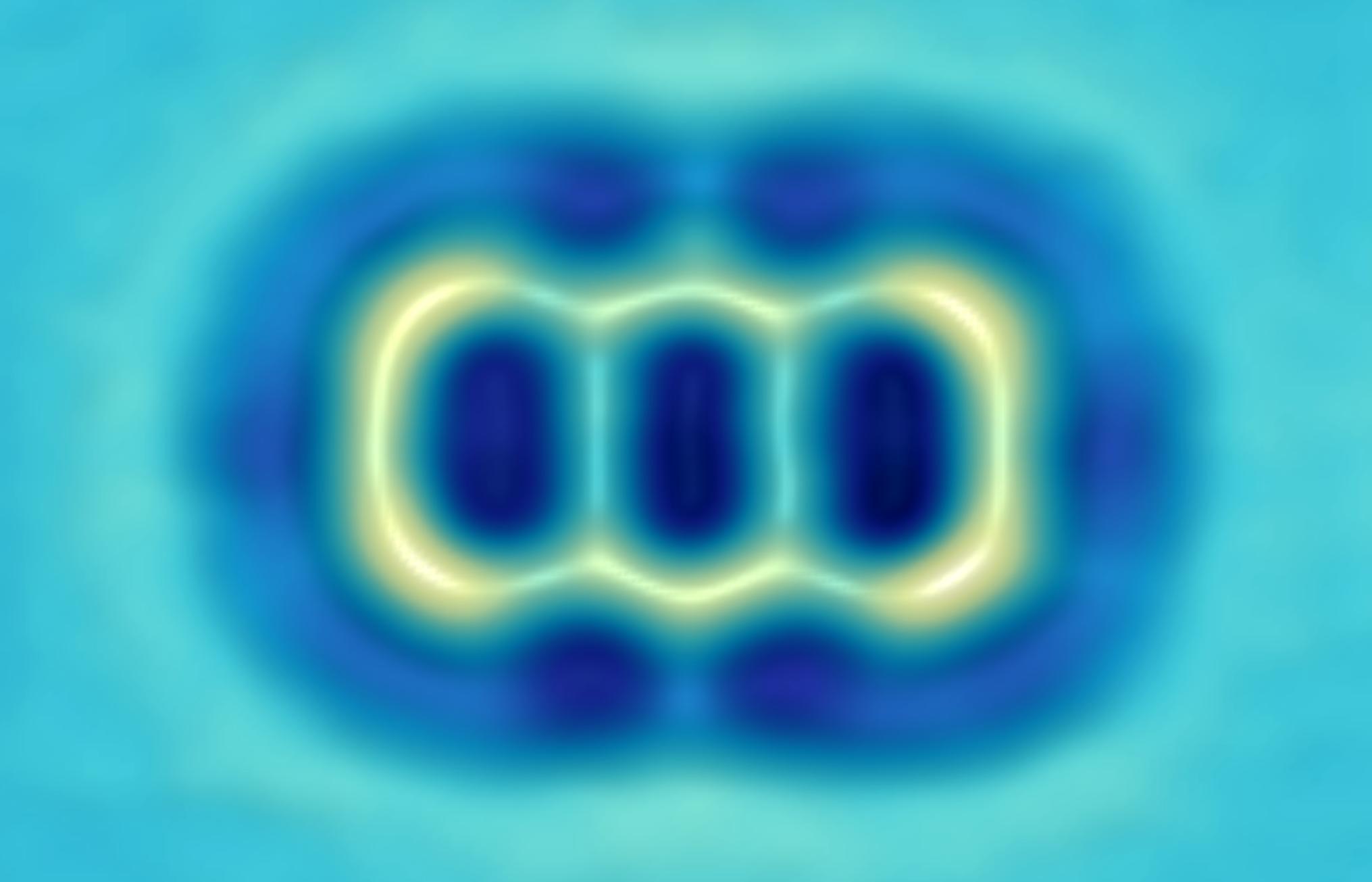 Observan Reacciones En Moleculas Individuales Con Un Microscopio De