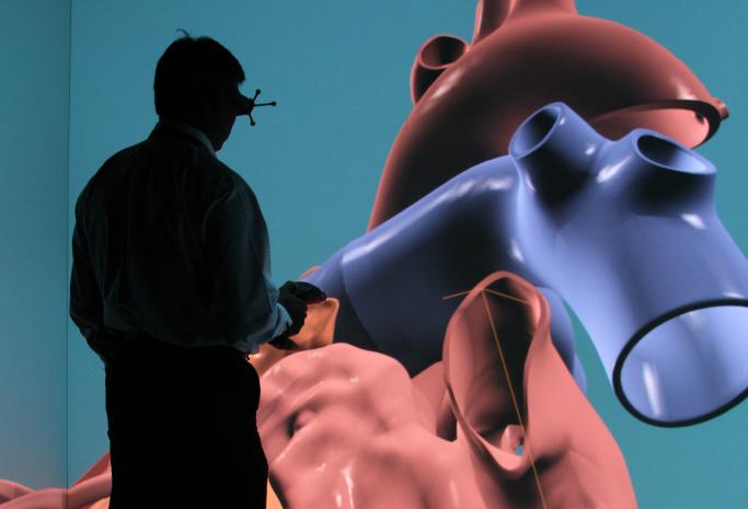 Primer corazón virtual completo para el estudio de enfermedades cardiacas