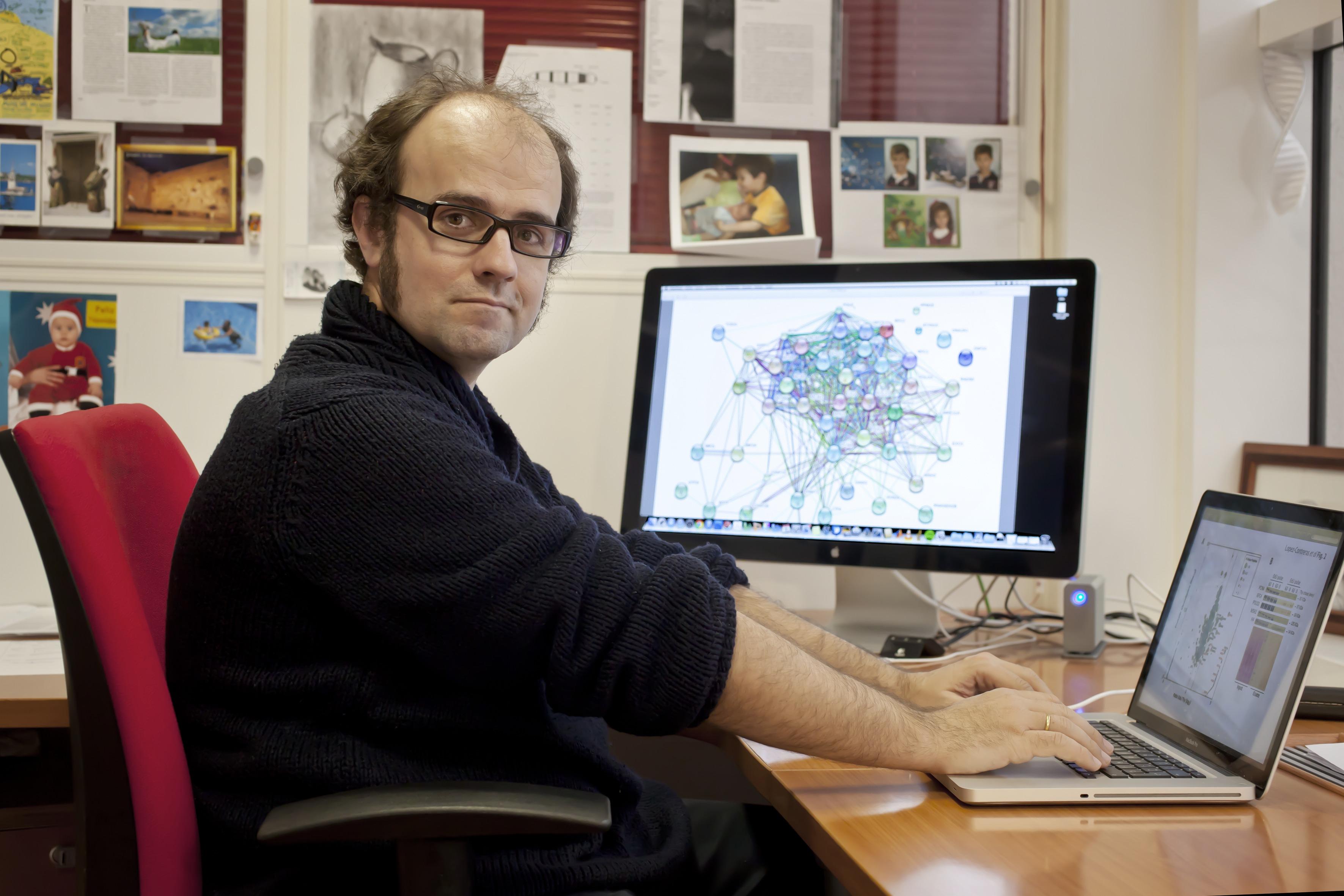 Un español, entre los 40 investigadores jóvenes más importantes del mundo