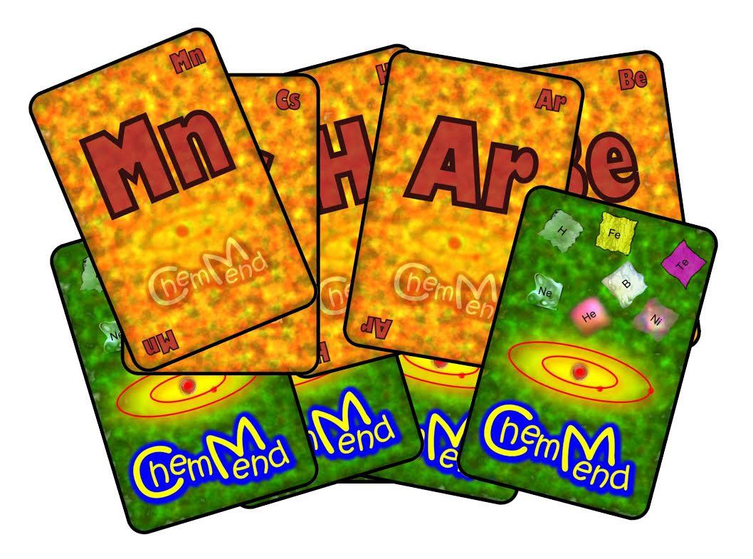 Un juego de cartas para aprender la tabla peridica noticias sinc urtaz Image collections