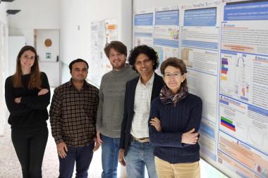 "<p/>Equipo investigador de la Universidad Rovira i Virgili. / URV"" style="""" /><span style="