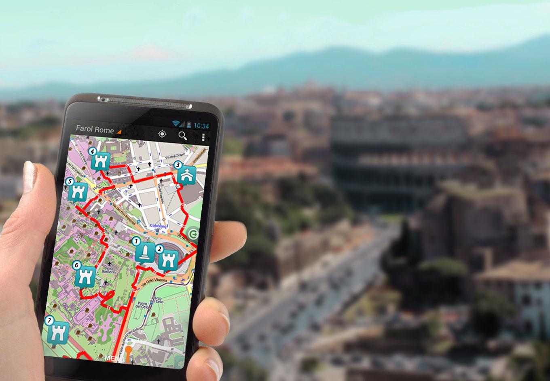 Una 'app' respaldada por la ESA prepara rutas personalizadas para turistas con poco tiempo