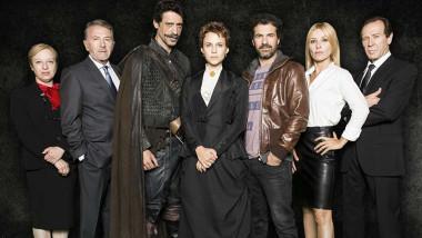 <p>Personajes de la serie 'El Ministerio del Tiempo',  de TVE.</p>