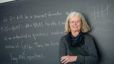 <p>Karen Keskulla Uhlenbeck, premio Abel 2019. / Andrea Kane, Institute for Advanced Studies</p>