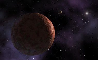 <p>The scientific community is divided regarding the interpretation of the paths of the ETNOs, such as Sedna (illustrated in the image), that move around the Sun reaching the very outskirts of the Solar System. Are their orbits affected by the presence of a yet-to-be-discovered planet? / Credit: NASA/JPL-Caltech</p>