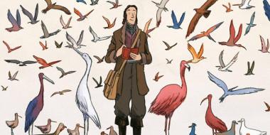 <p>John James Audubon cazaba cada uno de los animales que iba luego a pintar.</p>