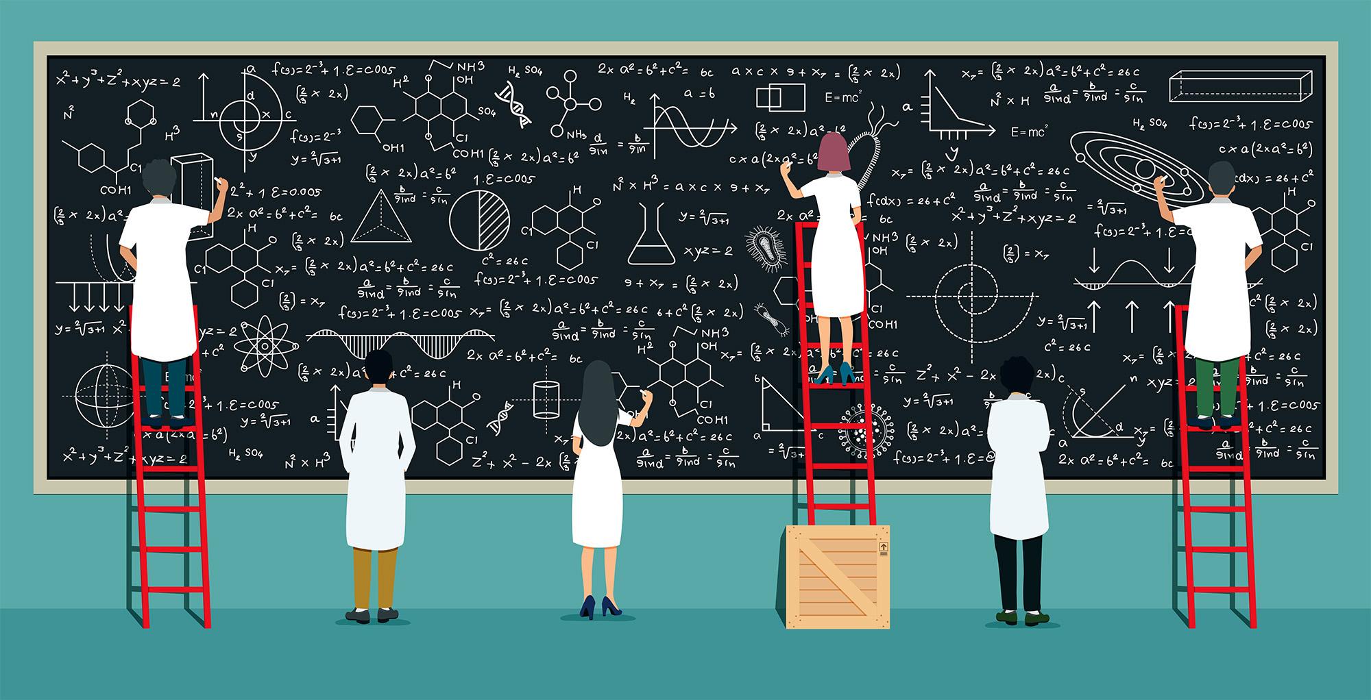 Científicos que publican un estudio cada cinco días: ¿son realmente sus autores?