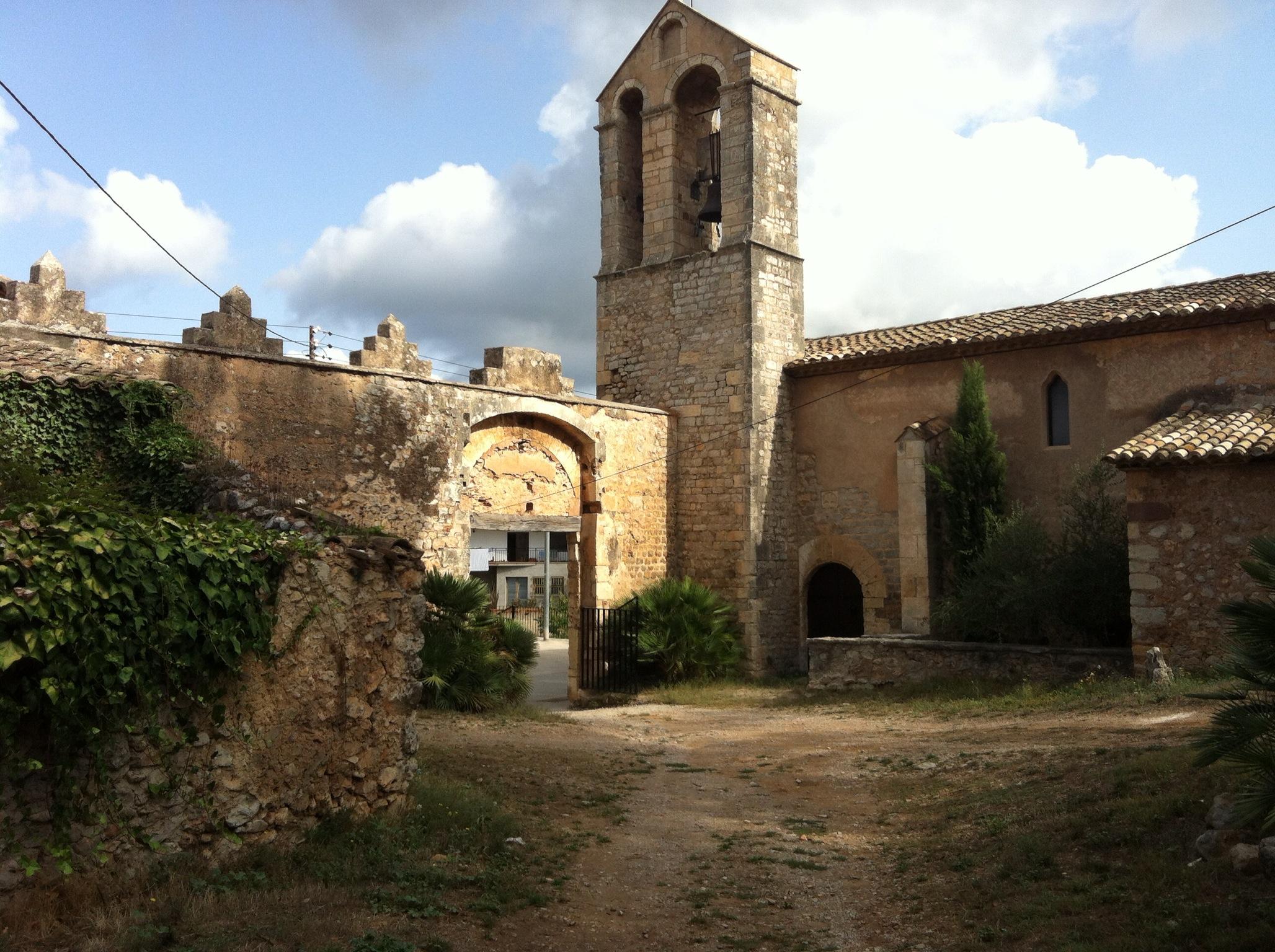 El Hospital Medieval de Cervelló cumple 750 años en estado crítico ...