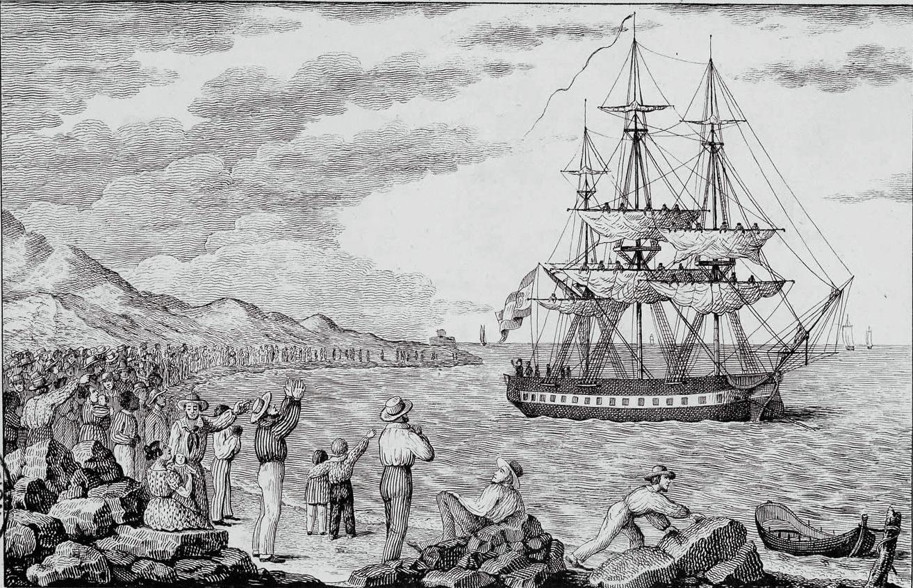Un médico español del siglo XIX lideró la primera misión humanitaria de la historia